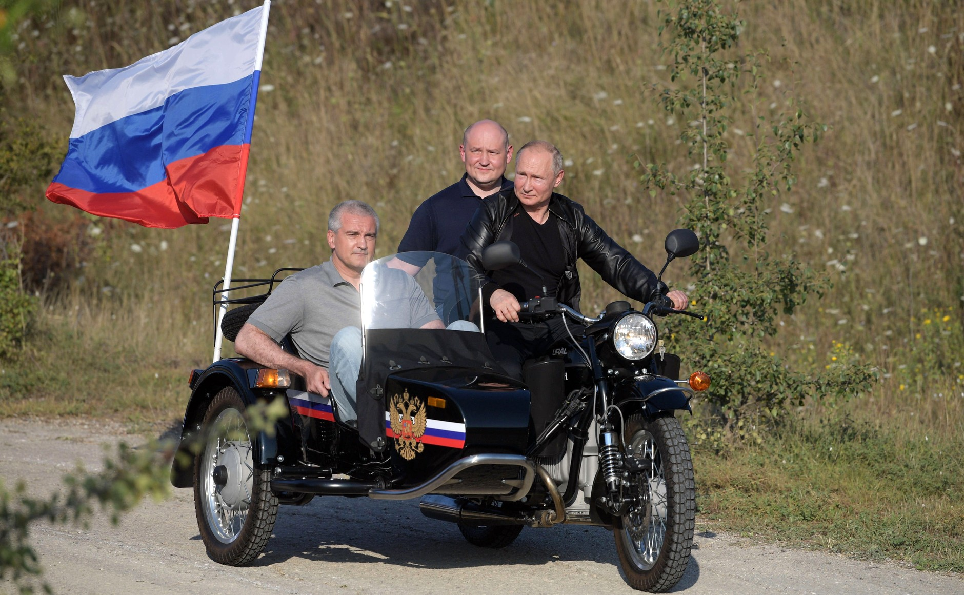 Визит президента России Владимира Путина