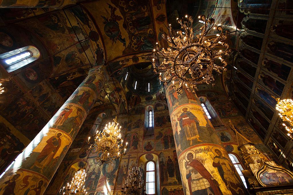 Успенский собор. Фото jimmyweee