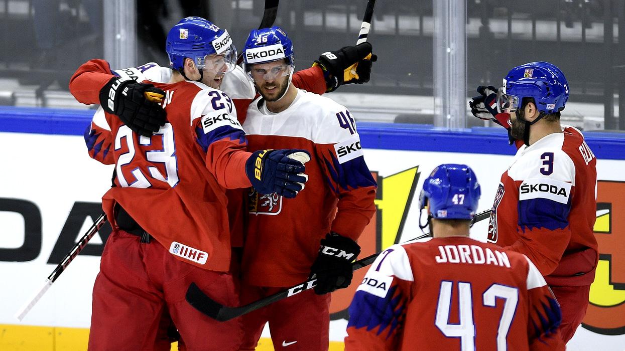 Чехия - Россия. Фото: globallookpress.com