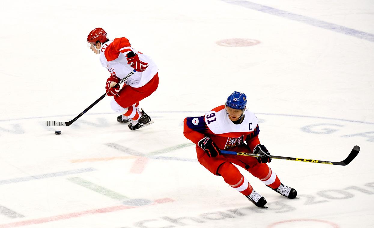 Россия - Чехия