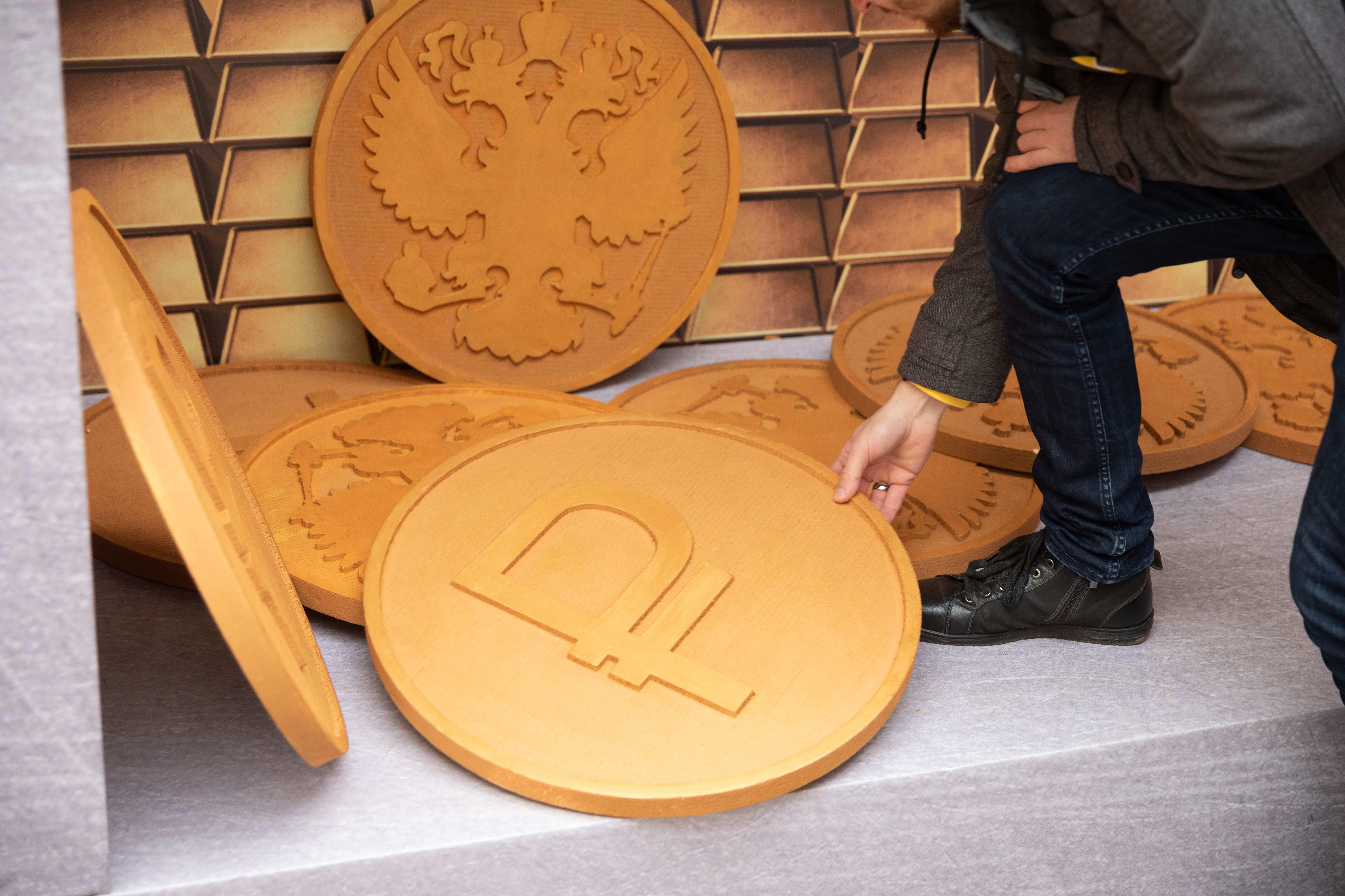 Всё наше золото уже в Англии. Что творит Центробанк?