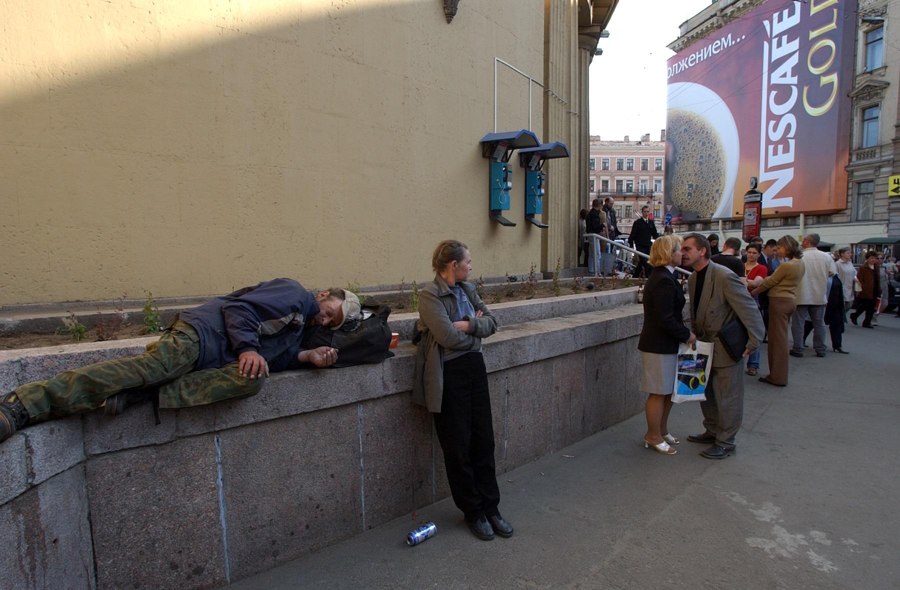 Кто в России всех пьянее? Чаще всего от отравления алкоголем умирают в Подмосковье и на Урале