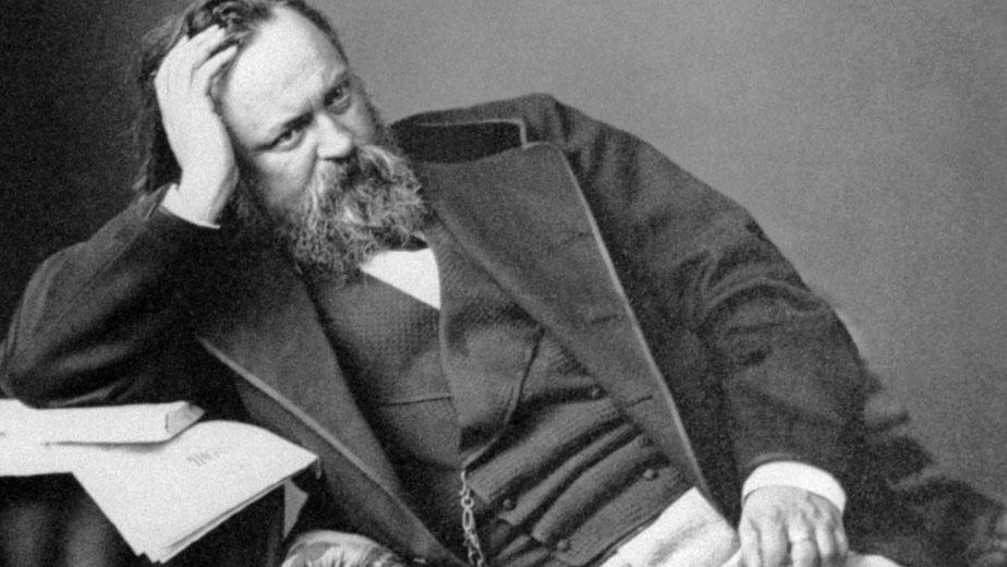 Писатель Александр Герцен, 1861 год