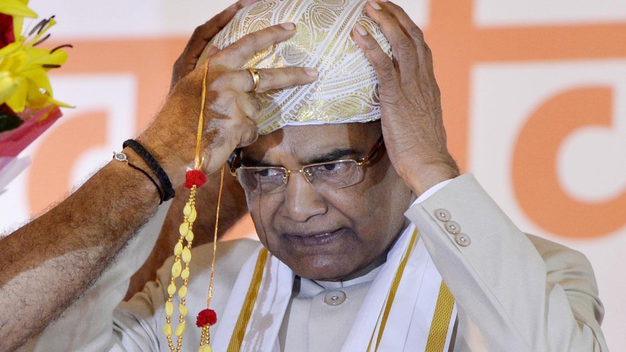 президент Индии