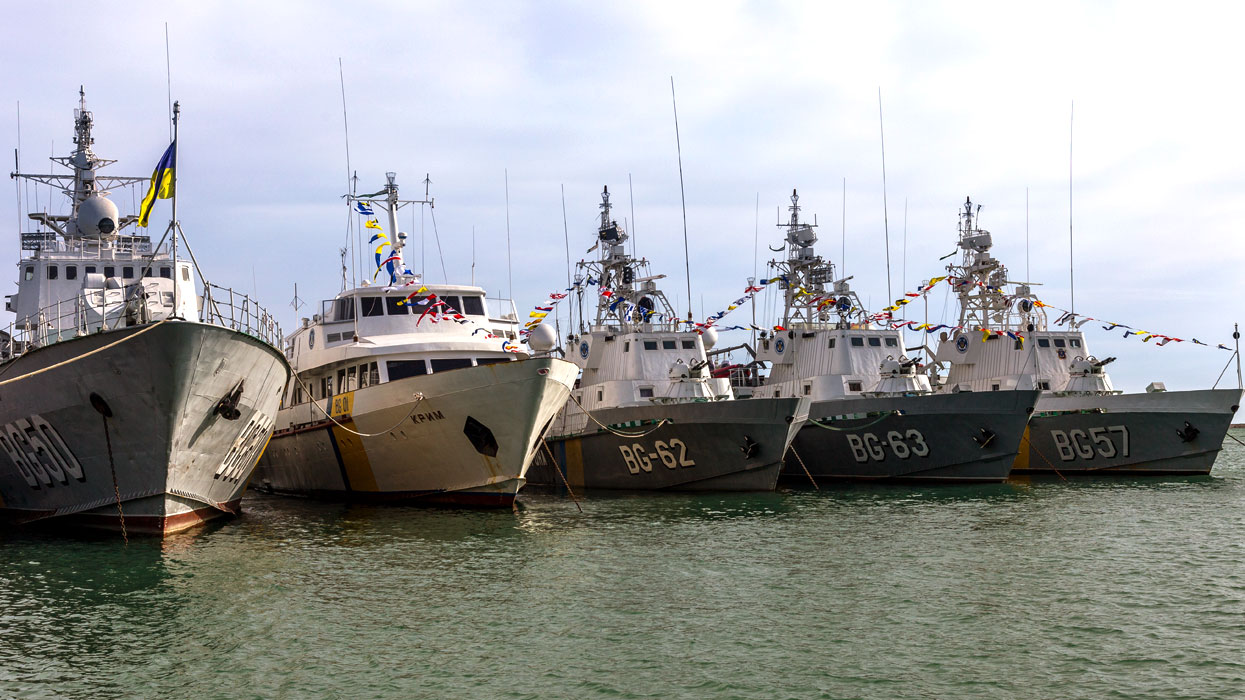 флот Украины