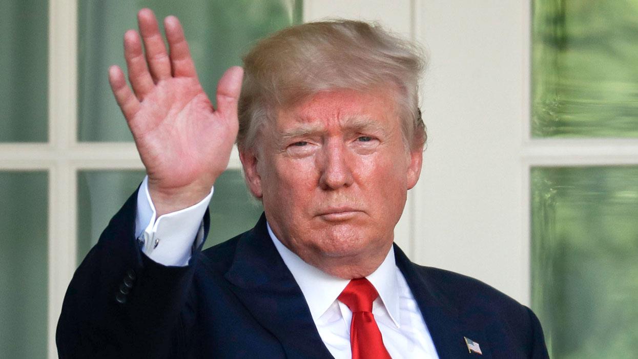 Дональд Трамп объявил о выходе США из Парижского соглашения по климату