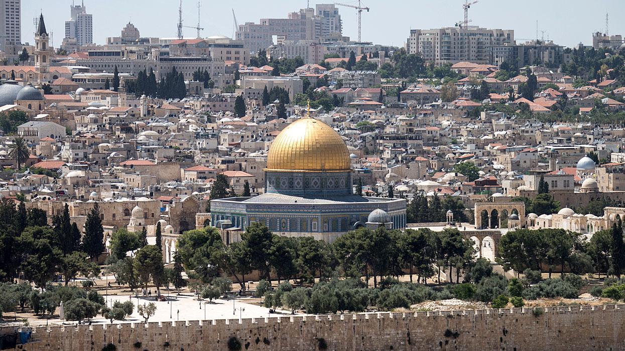 Виды Иерусалима