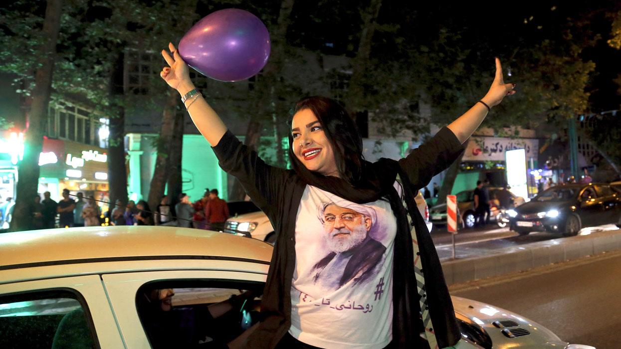 иранские выборы