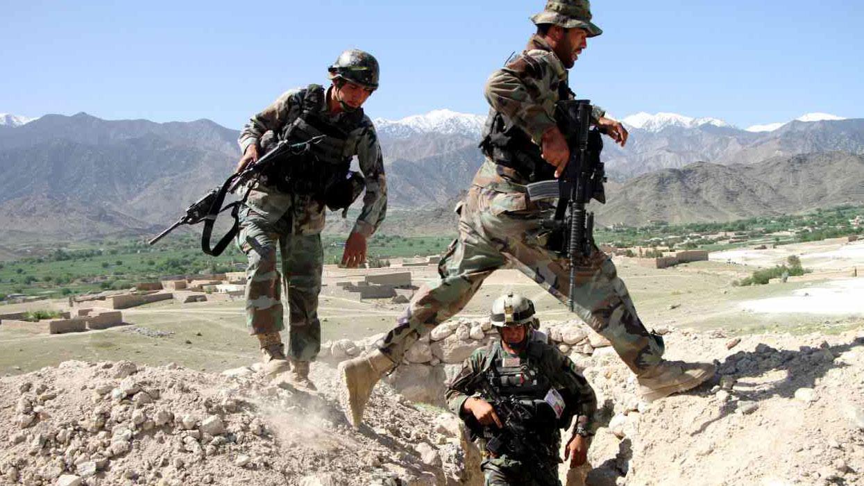 Ситуация в афганской провинции Нангархар