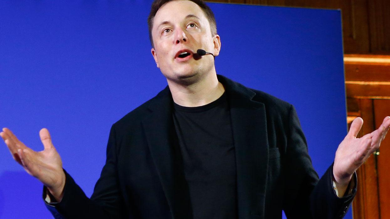 Основатель Tesla Motors Илон Маск