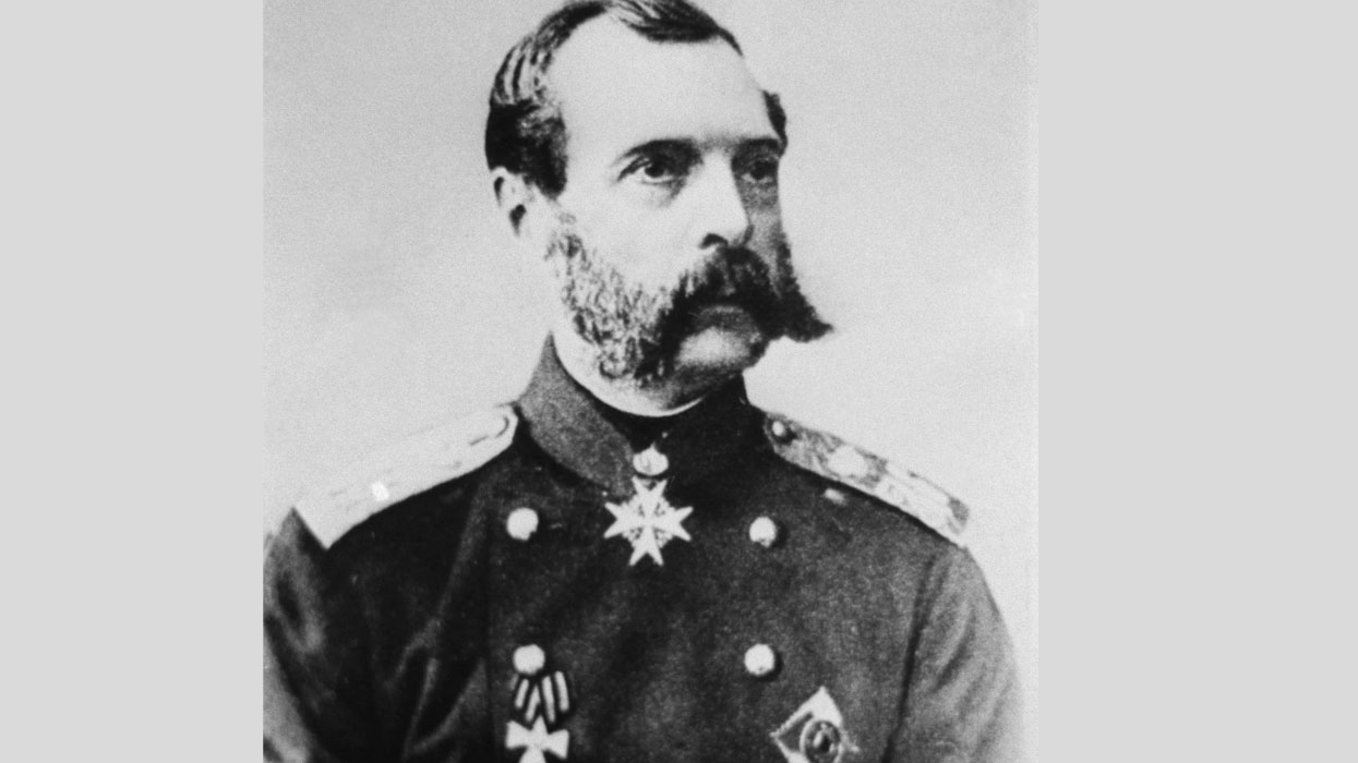 Император Александр II, 1880 год