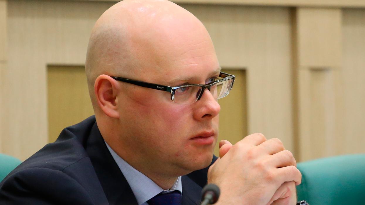 Член комитета СФ по экономической политике Антон Беляков