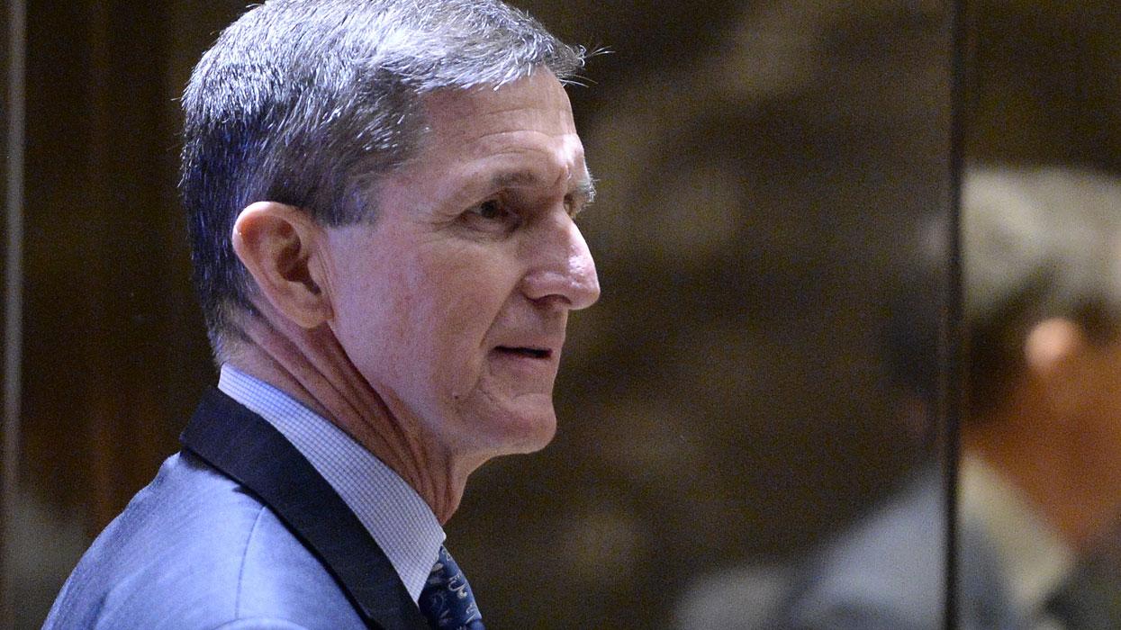 Майкл Флинн покинул пост советника главы США по национальной безопасности