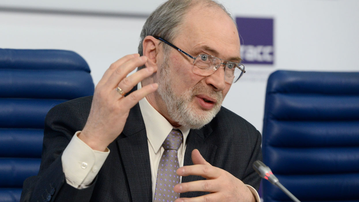 Директор Гидрометцентра России Роман Вильфанд