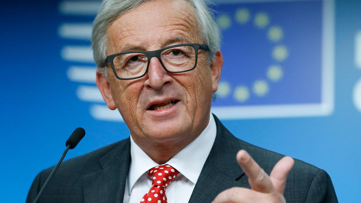 Саммит глав государств и правительств стран ЕС в Брюсселе
