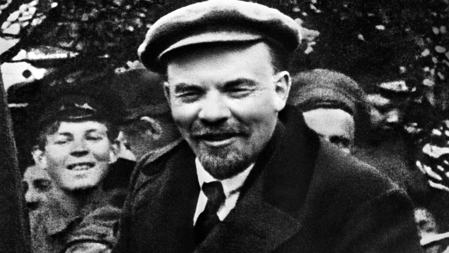 Председатель Совнаркома Владимир Ленин, 1919 год