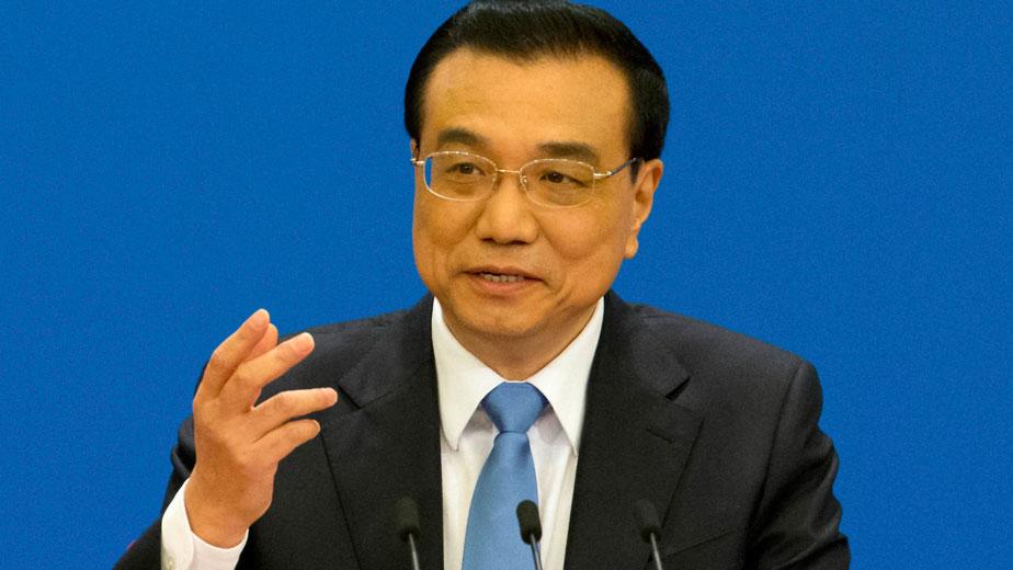 Премьер Госсовета КНР Ли Кэцян выступил на пресс-конференции