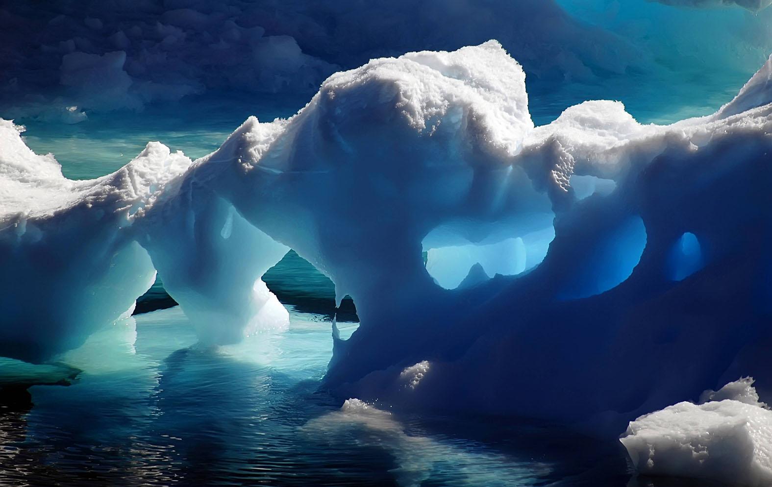 Возраст смерти – четыре миллиона лет. Вирусам из-под тающих ледников антибиотики не страшны