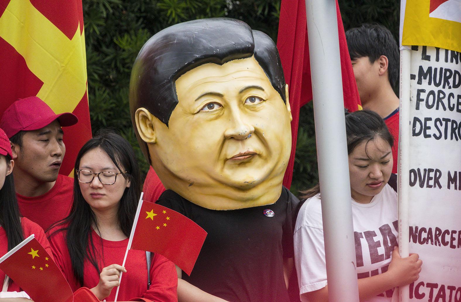 Холодная война США и Китая. А новые санкции – против России