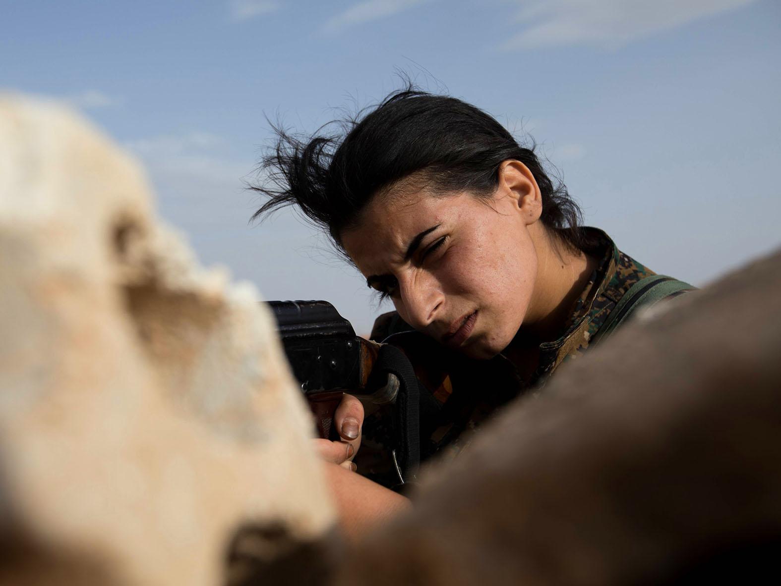 """""""Дорожные войны"""" в Сирии. Кто начнёт стрелять первым?"""