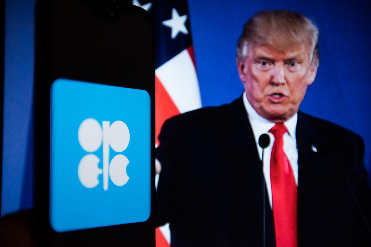 Спасение от нефтяного апокалипсиса: Путин переиграл Трампа и саудитов