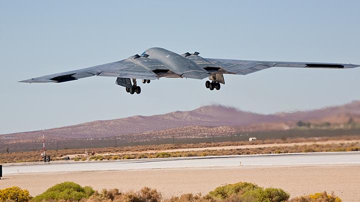«Летающее крыло» мира полетит в России. На страх врагам