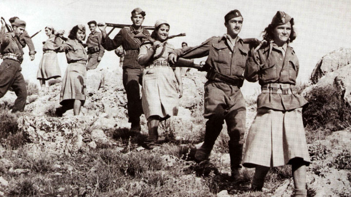 партизаны