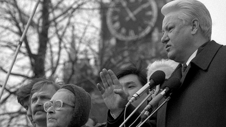 20 лет назад подал в отставку Ельцин. Что это было?