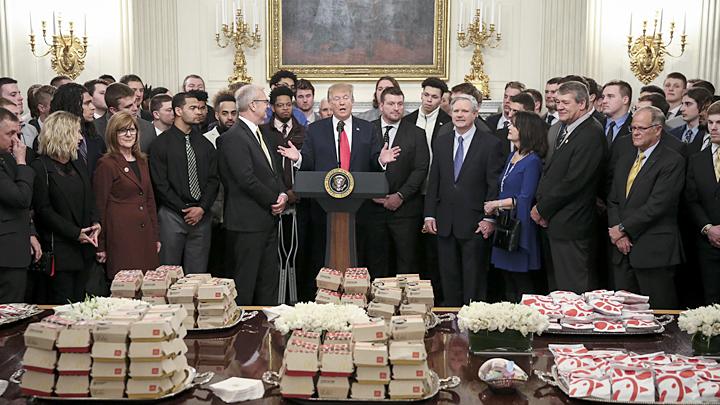 Кухня. Что убьёт Дональда Трампа?