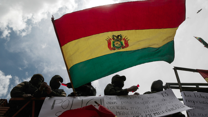 Моралес ушёл: Россия теряет ещё одного союзника под боком у США