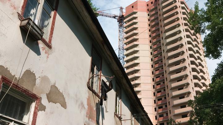 Балконы падают, дома рушатся, за капремонт платим