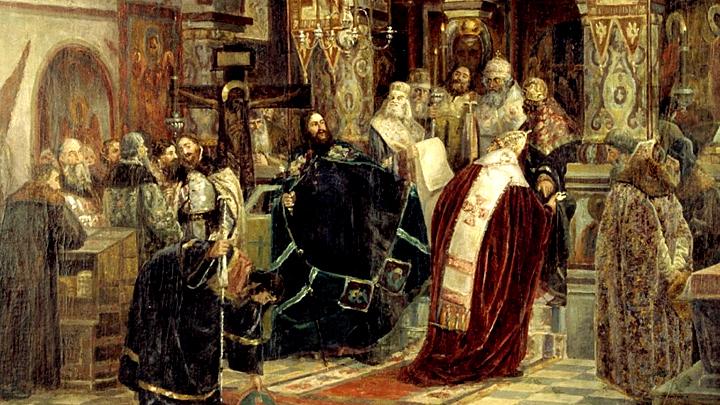 Вселенский Патриарх Кирилл
