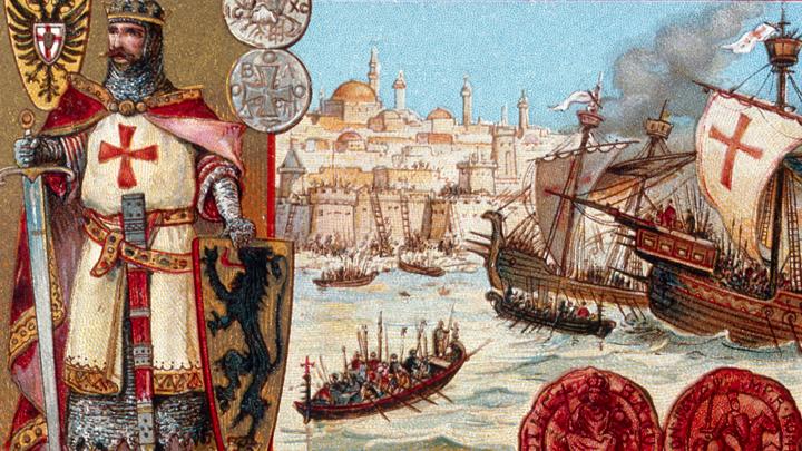 Картинки по запросу Орден Тамплиеров: Первая попытка финансовой интеграции Европы