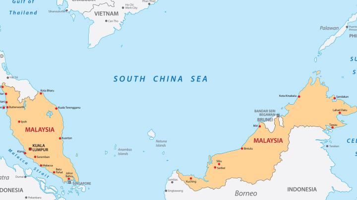 Возле Китая взорвана ядерная бомба. Или ядерный фейк