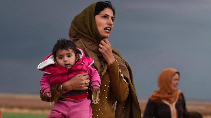 Сирия: Война до последнего. Курда