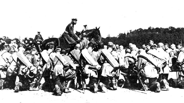 Русская революция 1917 года как величайший экономический кризис в истории человечества