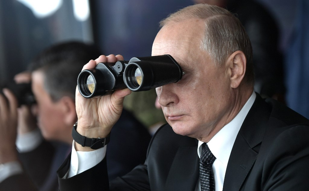 Анекдоты «от Путина»: О чём шутит президент России