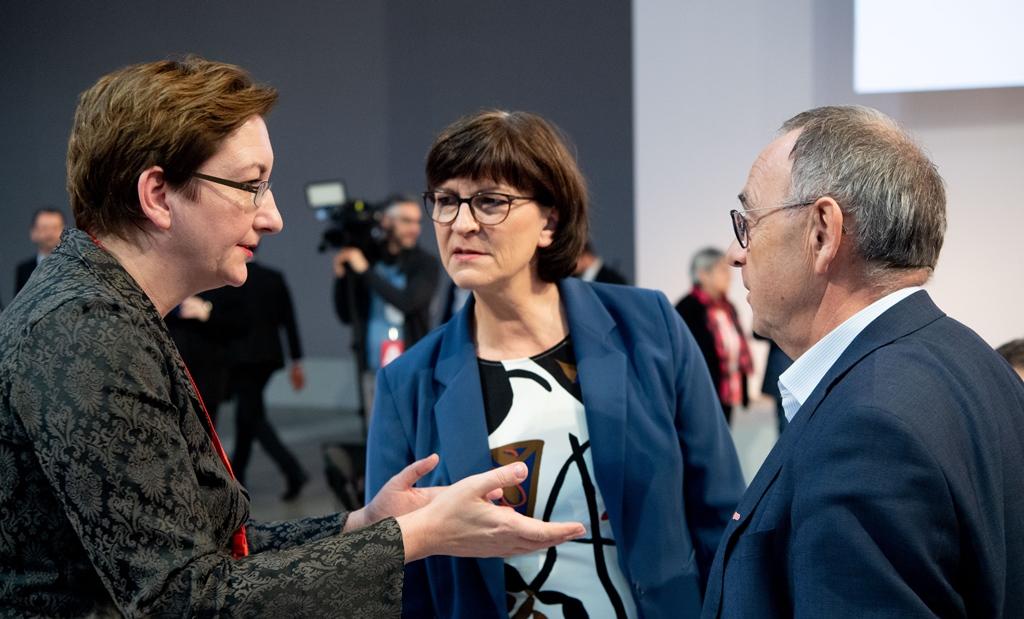 Развал правительства Германии может дать первого «зелёного» канцлера