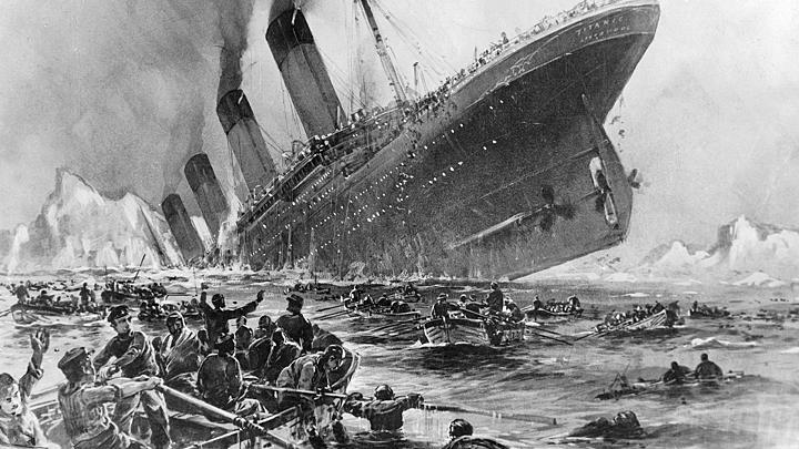 """Хроники високосных лет: Крушение """"Титаника"""", Беслан, война с Грузией… коронавирус"""