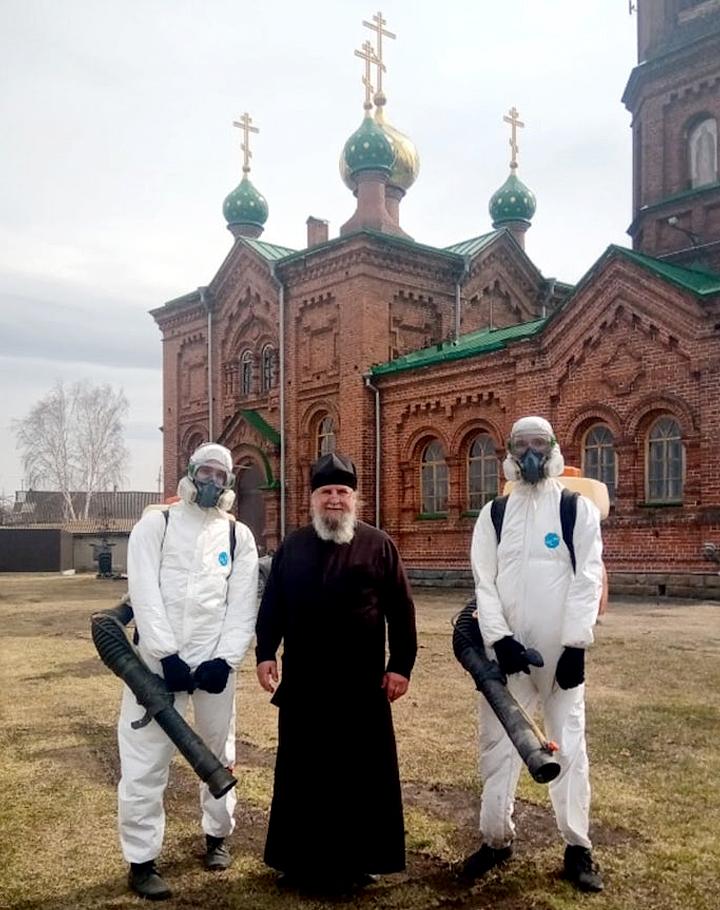 Челябинские приходы отбили атаку и встретили Пасху