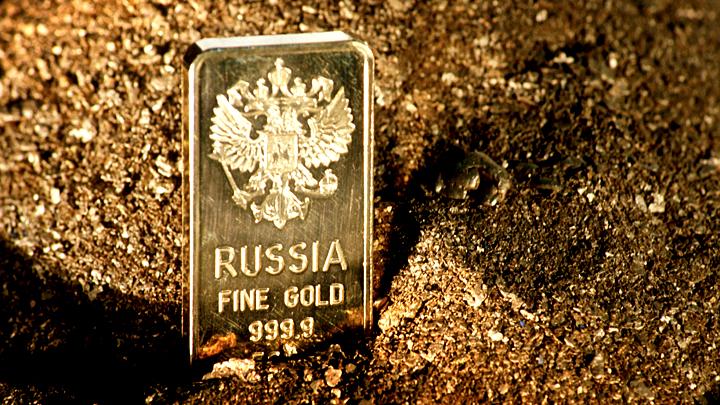В кризис ЦБ решил оставить Россию нищей: Наши золотые резервы полетели за рубеж