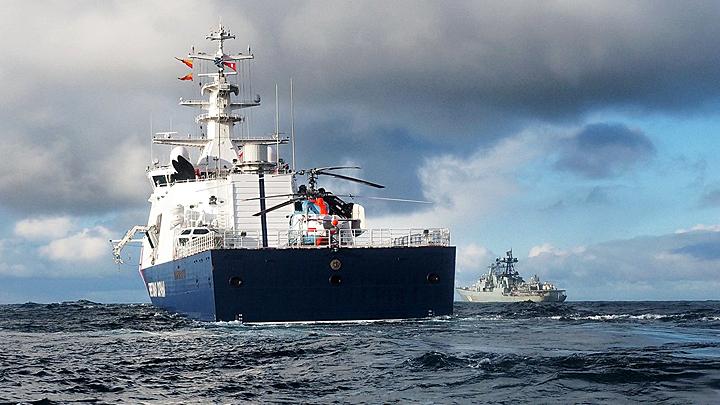 Аляски им мало: США нацелились на Северный морской путь