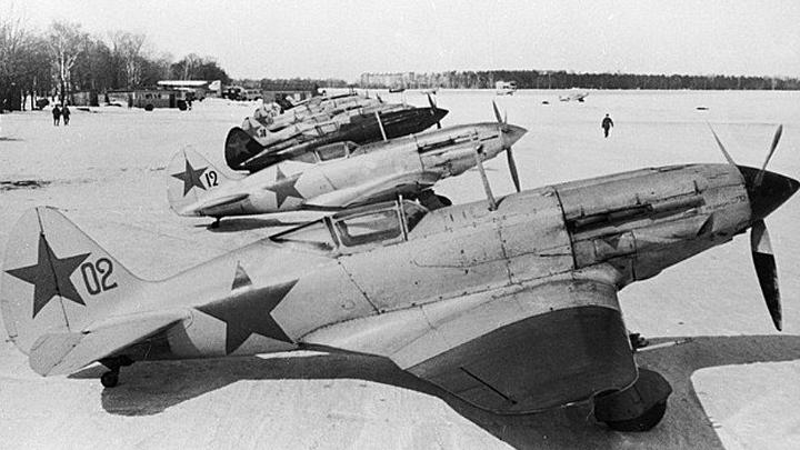 """""""Моё место – в небе"""": Как лётчик Сорокин воевал с фашистами без обеих ног"""