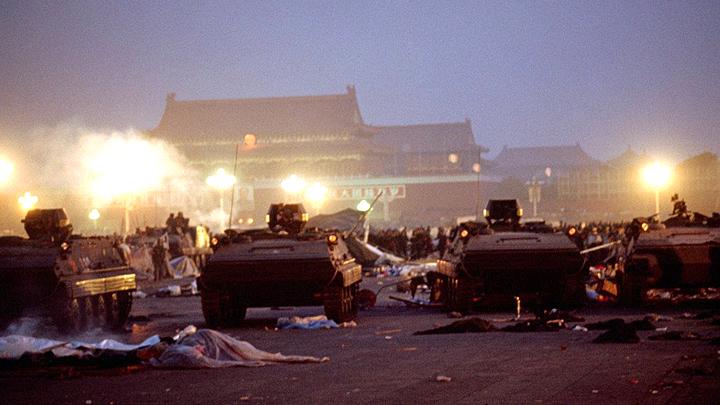 """США на распутье: Украинский Майдан, или """"Бойня на Тяньаньмэнь"""""""