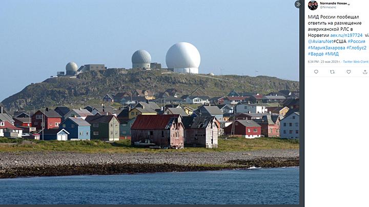 """""""А бомбить-то нас будут"""": Норвегия испугалась умереть за США"""