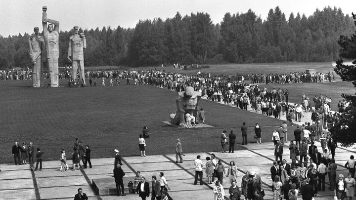 Самое зловещее место в истории человечества: Жуткие эксперименты в Саласпилсе