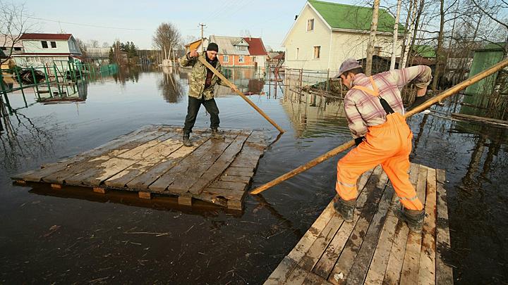 И это только начало: Високосный год готовится затопить и сжечь Россию