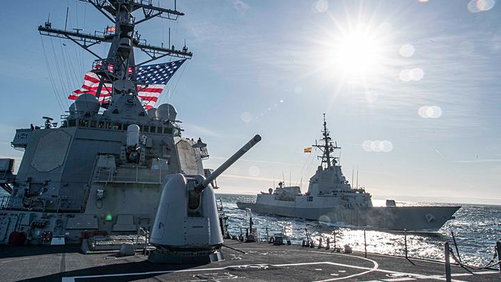 США решили похоронить в деньгах своих моряков с коронавирусом. Русские же дают гарантии