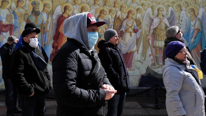 Украина направляется по прямой в морг. Россия должна спастись, отойдя на безопасное расстояние