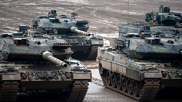 За спиной у Эрдогана: Что представляет собой турецкая армия